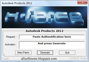 autocad 2012 serial number and product key generator