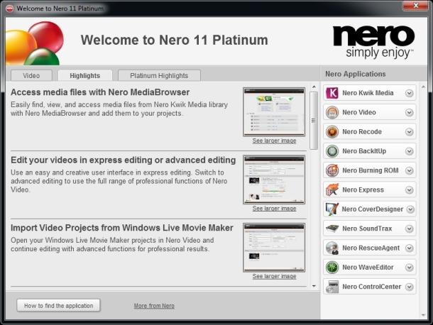 Nero 11 lite serial key replacement